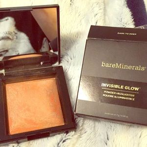 Bare minerals invisible glue highlighter